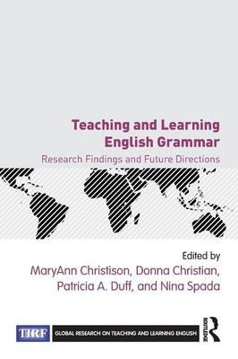 Teaching and Learning English Grammar (BOK)