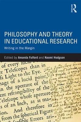 Philosophy and Theory in Educational Research (BOK)