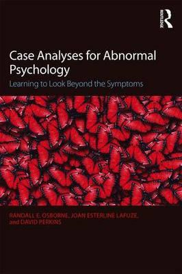 Case Analyses for Abnormal Psychology (BOK)