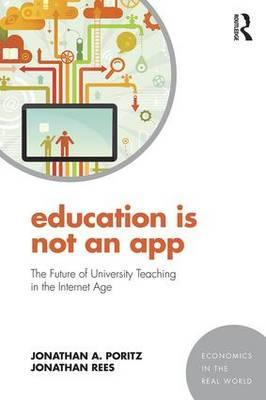 Education Is Not an App (BOK)