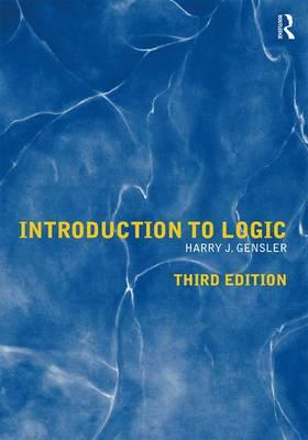 Introduction to Logic (BOK)