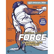 FORCE: Dynamic Life Drawing (BOK)