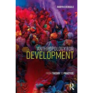 Anthropology for Development (BOK)