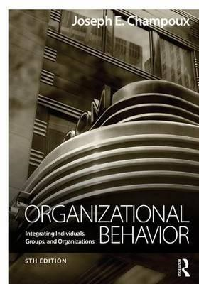 Organizational Behavior (BOK)
