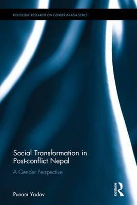 Social Transformation in Post-conflict Nepal (BOK)