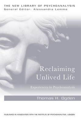 Reclaiming Unlived Life (BOK)
