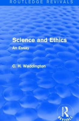 Science and Ethics (BOK)