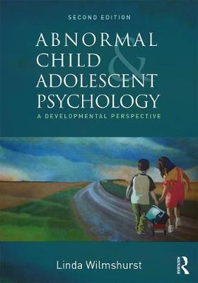 Abnormal Child and Adolescent Psychology (BOK)