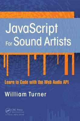 JavaScript for Sound Artists (BOK)