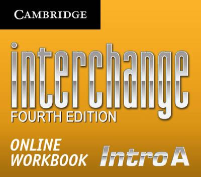 Interchange Intro Online Workbook A (standalone for Students (BOK)