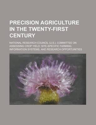 Precision Agriculture in the Twenty-First Century (BOK)