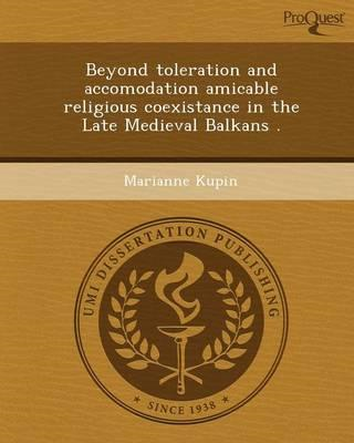 Beyond Toleration and Accomodation (BOK)