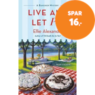 Produktbilde for Live and Let Pie (BOK)