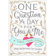 One Question a Day for You & Me (BOK)