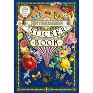 Produktbilde for Antiquarian Sticker Book (BOK)