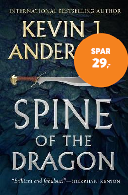 Spine of the Dragon (BOK)