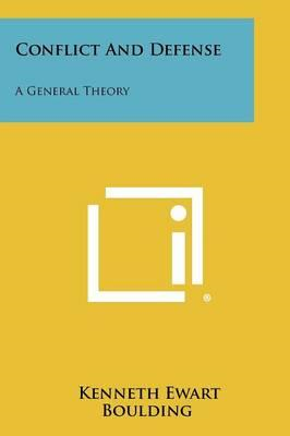 Conflict and Defense: A General Theory (BOK)