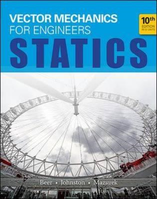 Vector Mechanics for Engineers: Statics (in SI Units)