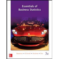 Essentials of Business Statistics (BOK)