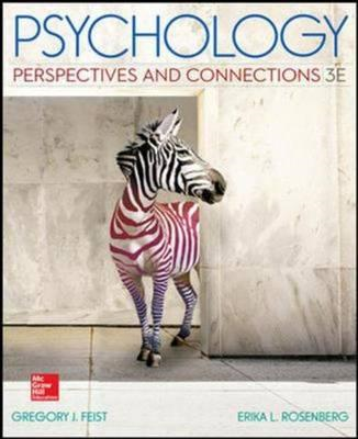 Psychology: Perspectives and Connections (Int'l Ed) (BOK)