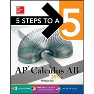 5 Steps to a 5: AP Calculus AB 2017 (BOK)