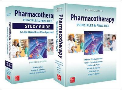 Pharmacotherapy Principles and Practice, Fourth Edition: Boo (BOK)
