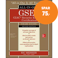 Produktbilde for GSEC GIAC Security Essentials Certification All-in-One Exam (BOK)