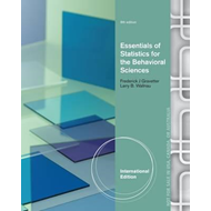 Essentials of Statistics for the Behavioral Sciences (BOK)
