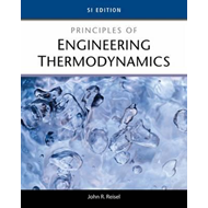 Principles of Engineering Thermodynamics, SI Edition (BOK)