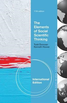 The Elements of Social Scientific Thinking (BOK)