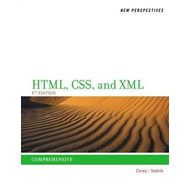 New Perspectives on HTML, CSS, and XML, Comprehensive (BOK)