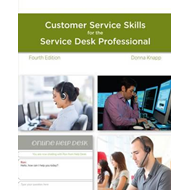 Guide to Customer Service Skills for the Service Desk Profes (BOK)