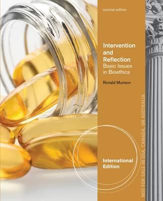 Intervention and Reflection: Basic Issues in Bioethics (BOK)