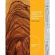 Fundamental Statistics for the Behavioral Sciences, Internat (BOK)