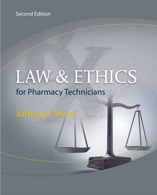 Law and Ethics for Pharmacy Technicians (BOK)