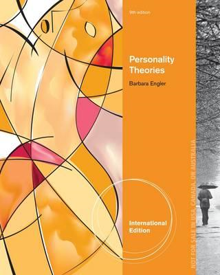 Personality Theories, International Edition (BOK)