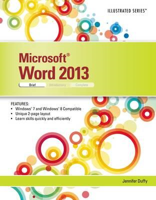 Microsoft Word 2013: Illustrated Brief (BOK)