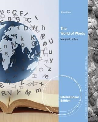The World of Words (BOK)