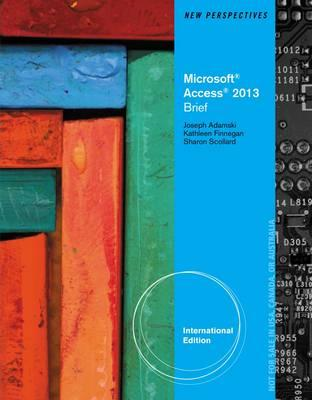 New Perspectives on Microsoft Access 2013 (BOK)