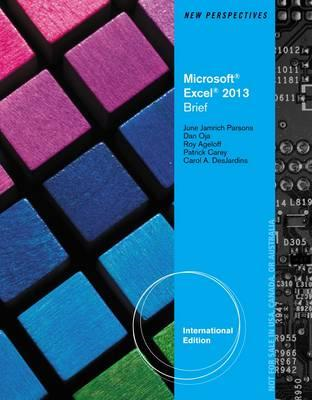New Perspectives on Microsoft Excel 2013 (BOK)