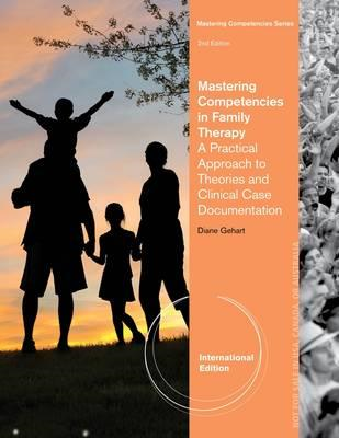 Mastering Competencies in Marriage and Family Therapy (BOK)