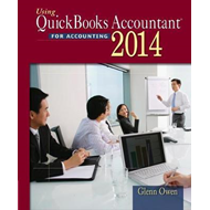 Using Quickbooks Accountant 2014 (with CD-ROM) (BOK)