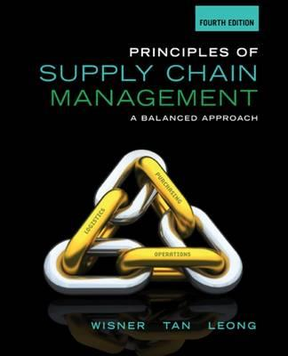 Principles of Supply Chain Management (BOK)