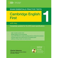 Exam Essentials: Cambridge First Practice Tests 1 w/o key + (BOK)