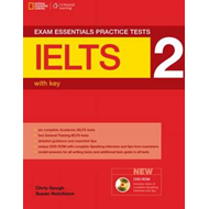 Exam Essentials: IELTS Practice Test 2 w/key + Multi-ROM (BOK)