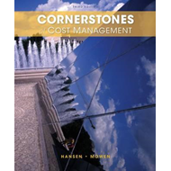 Cornerstones of Cost Management (BOK)