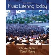 Music Listening Today (BOK)