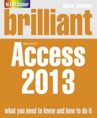 Brilliant Access 2013 (BOK)