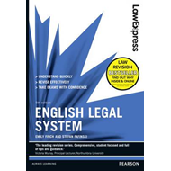 Law Express: English Legal System (BOK)