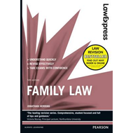Law Express: Family Law (BOK)